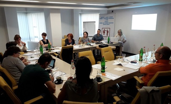 Shadow reporting on the implementation of the UN CEDAW Convention in Serbia